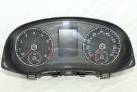 Speedometer Instrument Cluster Gauges Dash 2015 - 2018 VW Passat 31,109 Mile