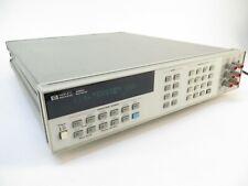 Agilent 3458a Digital Multimeter 85 Digit Opr 001 002 Error 114