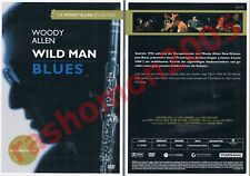 DVD WILD MAN BLUES 1997 Woody Allen Soon-Yi Previn Barbara Kopple Jazz Region 2