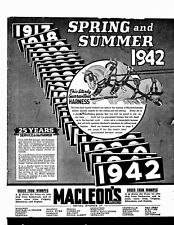 Macleods Spring and Summer 1942 Catalog