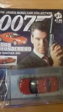 1:43 James Bond Car Collection Issue 27 Ford Thunderbird Die Another Day