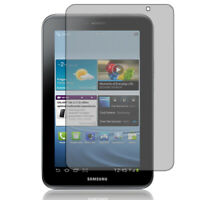 2X Anti Glare LCD Screen Protector Cover for Samsung Galaxy Tab 2 7.0 P3100