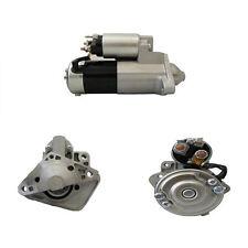para DACIA LOGAN MCV 1.5 dCi Motor De Arranque 2006-on-9905uk