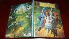 THE WIZARD OF OZ beautiful different GREG HILDEBRANDT Frank Baum lion SCARECROW