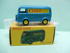 DINKY TOYS ATLAS PEUGEOT D3A CIBIE REF 25BV 1/43 NEUF