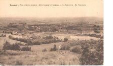 carte postale - Heuvelland - CPA - Kemmel - vue prise du sommet - Panorama