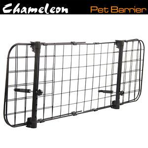 Chameleon Universal Car Pet Dog Barrier Guard Adjustable Safety Travel Dog