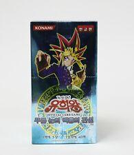 More details for yu-gi-oh lob booster box legend of blue eyes 40 sealed packs- korean (uk seller)