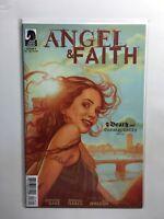 ANGEL /& FAITH Season 11 #4 Dekal Cover 2017