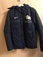 Nike Pitt Panthers Tech Parka Winter Jacket Mens Small