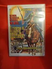 FILM IN DVD - IL RITORNO DI CLINT IL SOLITARIO - UN FILM DI GEORGE MARTIN - WEST