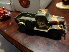 Diecast 1946 Dodge Power Wagon US Marine Corps Truck 1/24 Scale