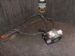 KAWASAKI GPz550 H switch gear RHS   10-21
