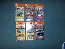 **VINTAGE** MATCHBOX $ STAR CAR COLLECTION 6 car LOT Mint on Card