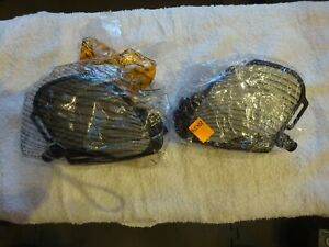 NordicTrack GX 4.4 PRO Exercise bike Parts 21 & 22 pedals with no strap NICE!