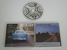 LUCINDA WILLIAMS/CAR WHEELS ON A GRAVEL ROAD(MERCURY 558 338-2) CD ALBUM