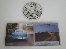 LUCINDA WILLIAMS/COCHE RUEDAS ON A GRAVA ROAD(MERCURY 558 338-2) CD ÁLBUM