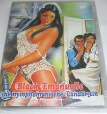 Black Emanuelle - eine Frau für alle Fälle - DVD/NEU/OVP/Erotik/Laura Gemser