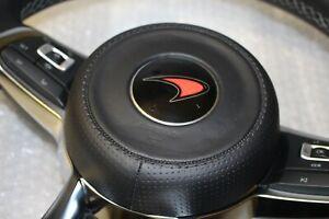 LEDER FAHRER LENKRAD AIRBAG McLaren MP4-12C