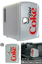 Fridge Mini Cooler Portable Cool Compact Refrigerator Home Office Dorm Car Boat