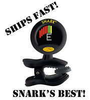SNARK ST-8 CHROMATIC CLIP-ON TUNER & METRONOME FOR GUITAR, BASS, ALL INSTRUMENTS