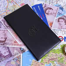 Personalised Initial Travel Holder Wallet
