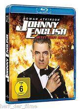 JOHNNY ENGLISH: JETZT ERST RECHT (Rowan Atkinson) Blu-ray Disc NEU+OVP