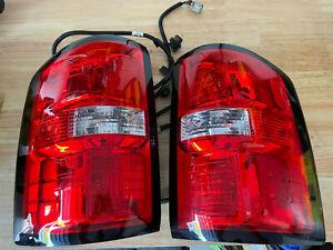 GMC SIERRA 1500 Tailights 2014-2015 2500HD 2015-2019 Matching Pair GM OEM