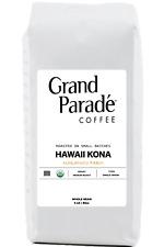 100% Hawaiian Kona Organic Medium Roast, Fresh Roasted Coffee Beans, 5 lbs Bag