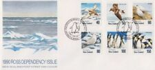 Territory Birds Pacific Stamps