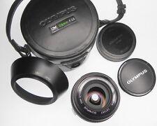 Olympus OM 24mm f2.8   #157257