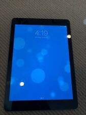 Apple iPad Air 1G 16GB A1474, WiFi, 9.7in Space Gray Grade A - MINT