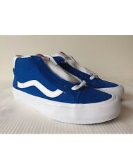 RARE & SOLD OUT Vans Mid Skool Pro 50th '79 Blue Shoe New  SZ 13 SYNDICATE
