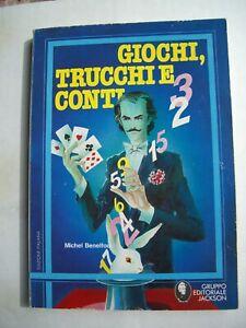 Giochi Trucchi e Conti Libro VIC 20 con cassetta