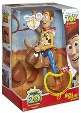Toy Story Bull Riding Woody Figure Mattel CKC56