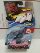 HOT WHEELS SPEED RACER DELILA NIP