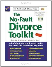 The No-Fault Divorce Toolkit: The Ultimate Guide t