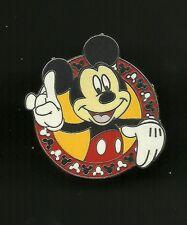 Mickey Mouse Pointing Up Splendid Walt Disney Pin