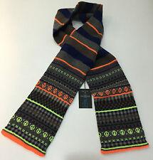 Gestreifte Herren-Schals & -Tücher aus Wollmischung