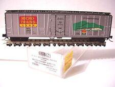 MICRO TRAINS MTL 70060 3rd ANNIVERSARY 51' MECHANICAL RIB SIDE REEFER #1993  N