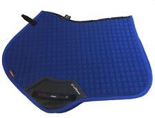 LeMieux ProSport Cotton Close Contact Square Benetton Blue, Size Large/Full