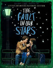 The Fault in Our Stars (Blu Ray) no dvd copy