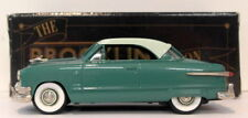 Brooklin 1/43 Scale BRK51 001  - 1951 Ford Victoria Greenbriar Green/Sea Green
