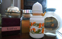 Lot 4 Avon Nearness Powder Ariane Tasha Ultra Perfume Milk Glass Shaker Vanity