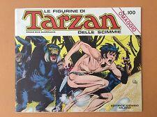 ALBUM FIGURINE- TARZAN DELLE SCIMMIE - CENISIO 1973 -  FIG. PRESENTI 138 SU 200
