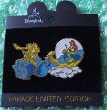 Disney Dl - 45th Anniversary Parade of Stars (Ariel Float) Le/5000 Pin Moc