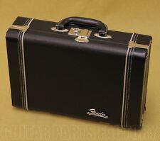 "Fender Deluxe Black ""Chicago Tool Box"" Locking Harmonica or Accessory Case - NEW"