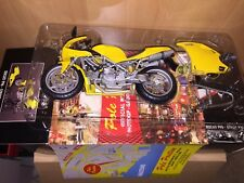 122120001 MINICHAMPS 1:12 DUCATI 996 YELLOW NEW FREE SHIPPING WORLDWIDE RARE