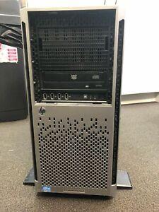 HP ML350p G8 Xeon E5-2650 8 Core 64GB Ram SAS Windows Small Business Server 2011