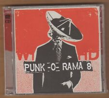 PUNK O RAMA #8 cd 2003 Epitaph BAD RELIGION+Tiger Army+PENNYWISE+Rancid+NOFX+